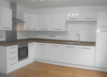Thumbnail 2 bed flat to rent in Sycamore House, Spital Lane, Chesterfield