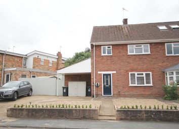 Thumbnail 3 bed semi-detached house for sale in West Fen Road, Ely