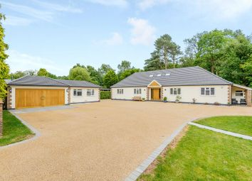 Thumbnail 5 bed detached house for sale in Stonehill Road, Ottershaw, Chertsey