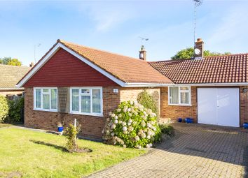 Thumbnail 3 bed bungalow for sale in The Spinney, Ongar, Essex