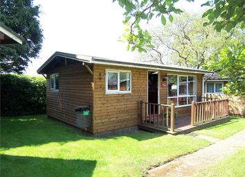Thumbnail 2 bed mobile/park home for sale in Seaton Down Road, Seaton, Devon