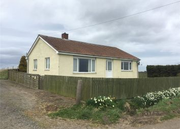 Thumbnail 3 bed detached bungalow to rent in Swinkie Farm Bungalow, Dunino, Fife