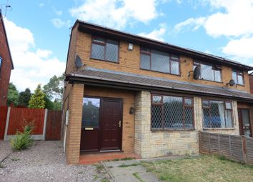 Thumbnail 3 bedroom semi-detached house for sale in Uttoxeter Road, Meir