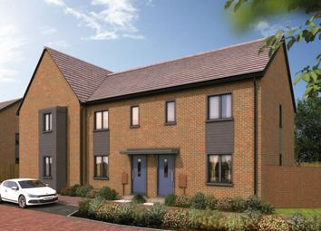 Thumbnail 3 bed terraced house for sale in The Owen Webbs Meadow, Telford
