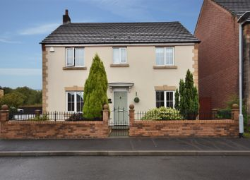 Thumbnail 4 bed detached house for sale in Clos San Pedre, Cockett, Swansea