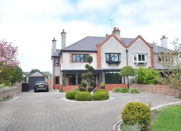 Thumbnail 5 bed semi-detached house for sale in Dawpool Farm, Station Road, Thurstaston, Wirral