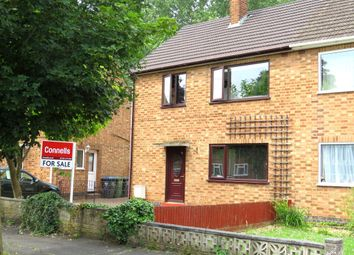 Thumbnail 3 bed semi-detached house for sale in Grange Road, Newbold, Rugby