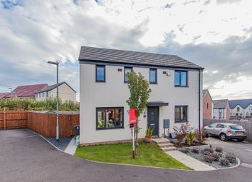 Thumbnail 3 bed detached house for sale in Heol Booths, Old St. Mellons, Cardiff