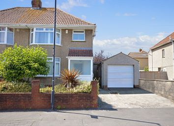 Thumbnail 3 bed semi-detached house for sale in Gardner Avenue, Uplands, Bristol