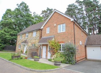 Thumbnail 3 bed detached house for sale in Fairway Heights, Camberley, Surrey