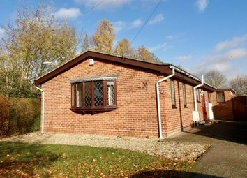 Thumbnail 2 bed bungalow to rent in Peashill Lane, Great Barford, Bedford