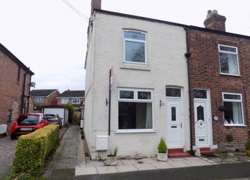 Thumbnail 3 bed end terrace house for sale in Snowdon Street, Barnton, Northwich, Cheshire