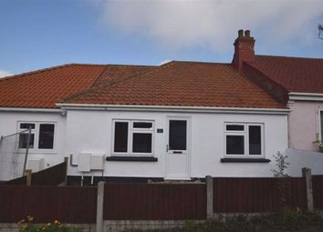 Thumbnail 2 bed terraced bungalow to rent in Rectory Gardens, Basildon, Essex