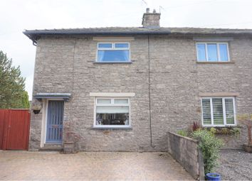 Thumbnail 2 bed semi-detached house for sale in Underley Hill, Kendal