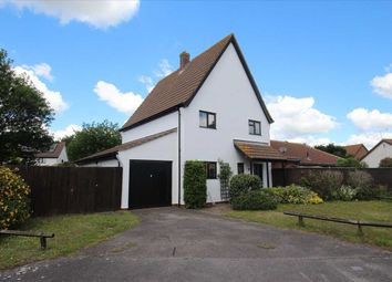 Thumbnail 3 bed detached house for sale in Broomfield, Martlesham Heath, Ipswich