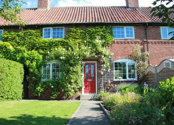 Thumbnail 3 bed terraced house for sale in South View, Pool Lane, York, North Yorkshire