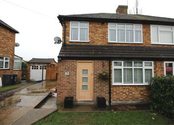 Thumbnail 3 bed semi-detached house for sale in Harries Court, Waltham Abbey, Essex
