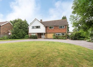 Thumbnail 5 bed detached house to rent in West Common, Harpenden