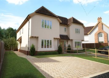 Thumbnail 3 bed semi-detached house for sale in Whiteditch Lane, Newport, Nr Saffron Walden, Essex