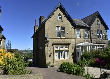 Thumbnail 4 bed semi-detached house for sale in Green Head Lane, Keighley, West Yorkshire