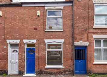 Thumbnail 2 bedroom terraced house to rent in Russell Street, Loughborough