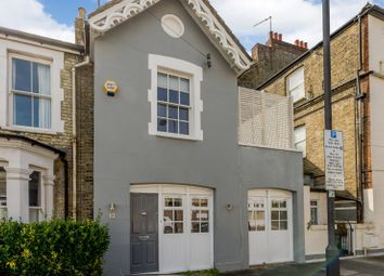 Thumbnail 1 bed terraced house for sale in Burnthwaite Road, London