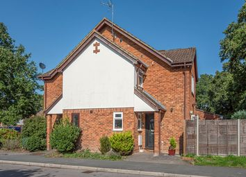 Nether Vell-Mead, Church Crookham, Fleet GU52. 1 bed terraced house