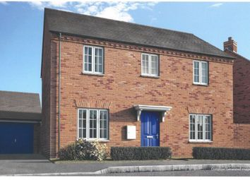 Thumbnail 4 bed detached house for sale in Plot 38, Moorland Glade, Hillmorton, Rugby