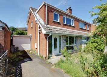 Thumbnail 3 bed semi-detached house for sale in Castlelodge Avenue, Comber