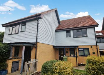 Thumbnail 3 bedroom terraced house for sale in Hollister Chase, Shenley Lodge, Milton Keynes, Buckinghamshire