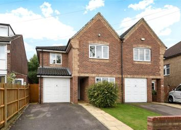 Thumbnail 4 bed semi-detached house for sale in Trent Gardens, Southgate, London