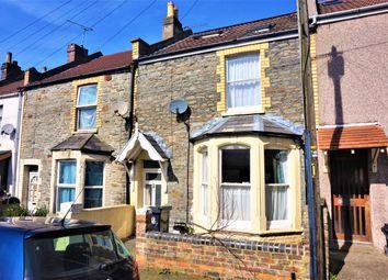 Thumbnail 3 bedroom terraced house for sale in Park Place, Eastville, Bristol