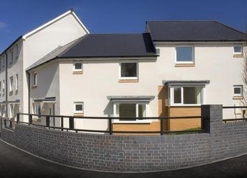 "Thumbnail 3 bed semi-detached house for sale in ""Ewenny"" at Morfa Shopping Park, Brunel Way, Swansea"