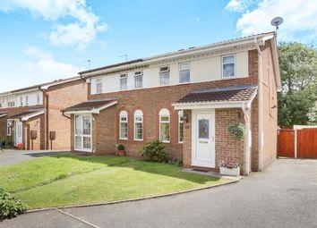 Thumbnail 3 bed semi-detached house for sale in Berrington Drive, Coseley, Wolverhampton, West Midlands