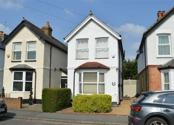 Thumbnail 3 bed detached house to rent in Florence Road, Walton-On-Thames, Surrey
