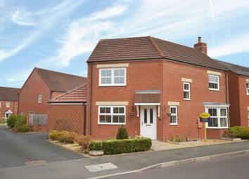 Thumbnail 3 bed detached house to rent in Chancel Drive, Market Drayton