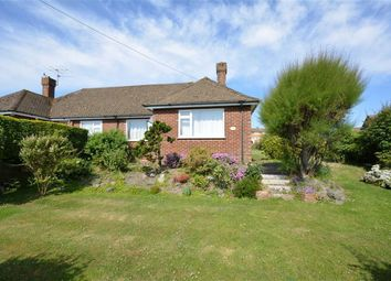Thumbnail 3 bed semi-detached bungalow for sale in Hawks Road, Hailsham