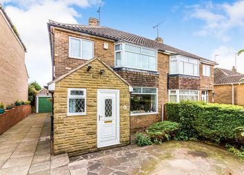 Thumbnail 3 bed semi-detached house for sale in Grange Road, Rotherham