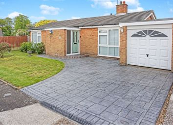 Thumbnail 3 bed detached bungalow for sale in Holyrood Close, Ipswich