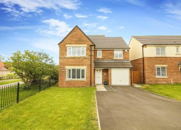 Thumbnail 4 bed detached house for sale in Dunnock Place, Five Mile Park, Wideopen