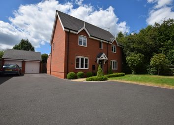 Thumbnail 4 bed detached house to rent in Ridge End Drive, Burton-On-Trent