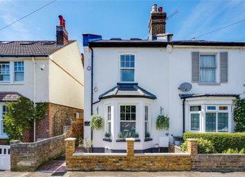 Thumbnail 3 bed semi-detached house for sale in Weston Park, Thames Ditton, Surrey