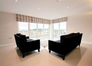 Thumbnail 3 bed flat for sale in Victoria Wharf, Watkiss Way, Cardiff Bay