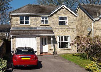 Thumbnail 4 bed detached house for sale in Brooklands Drive, Glossop