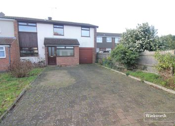 Thumbnail 3 bed semi-detached house for sale in Badminton Close, Borehamwood, Hertfordshire