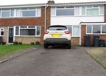 Thumbnail 3 bed terraced house for sale in Seagrim Road, Wilton, Salisbury