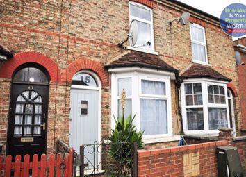Thumbnail 2 bed terraced house to rent in Cleaveland Street, Kempston, Bedford