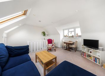 Thumbnail 2 bed flat for sale in Hebdon Road, London
