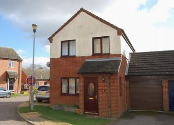 Thumbnail 3 bed detached house for sale in Harry Close, Long Buckby, Northampton