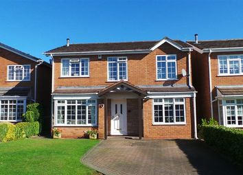 Thumbnail 5 bed detached house for sale in Worcester Close, Four Oaks, Sutton Coldfield